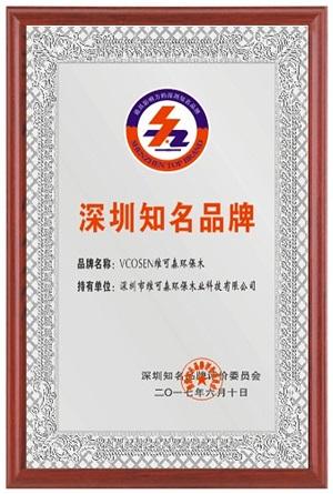 深圳知名品牌