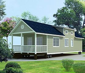 创意生态木屋