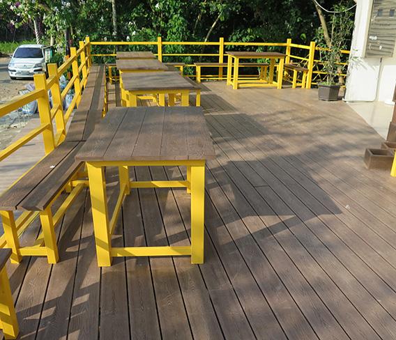 星云工作室纳米木平台家具