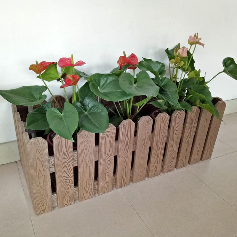 HX木塑花箱1005