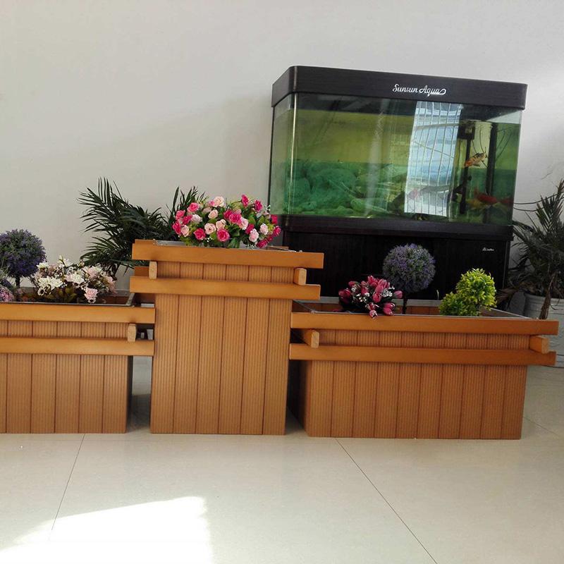 HX木塑花箱1011