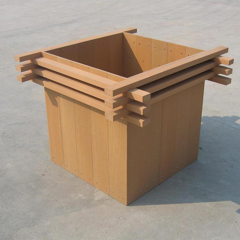 HX木塑花箱1012