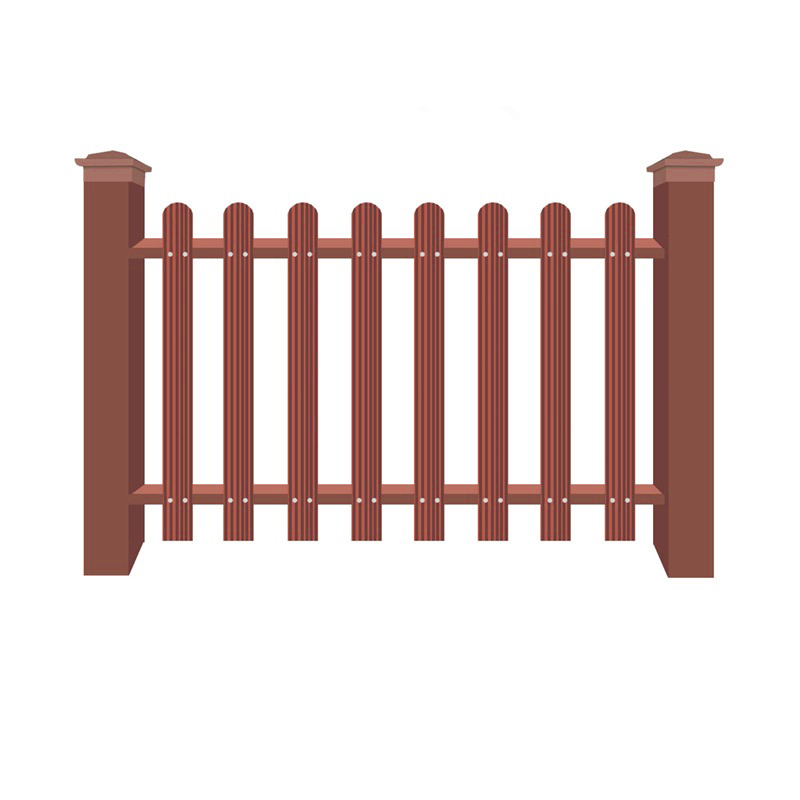 ZL1002塑木栅栏