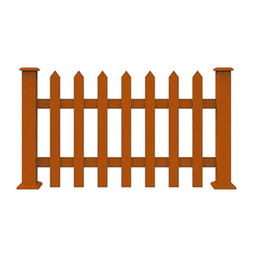 ZL1007塑木栅栏