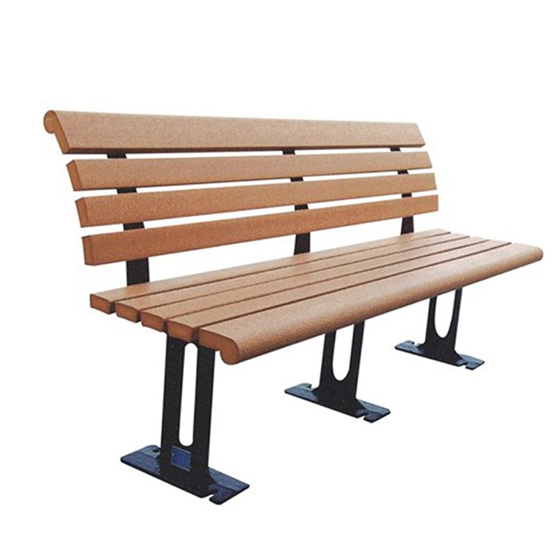 塑木公园椅宽敞版