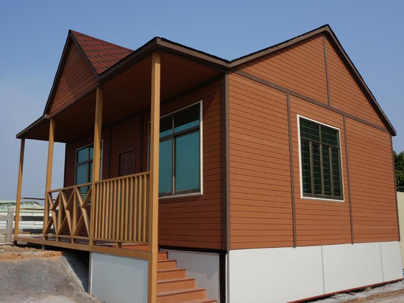 景区办公小木屋