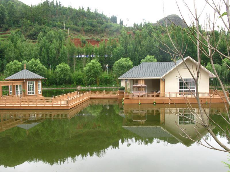 水上会所度假木屋