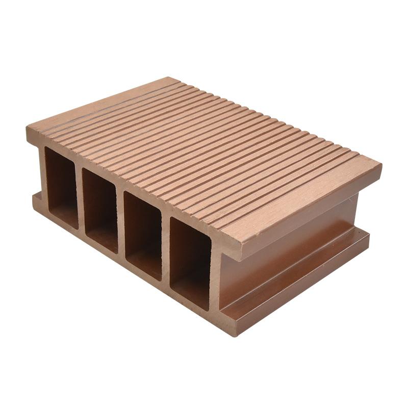 木塑空心地板